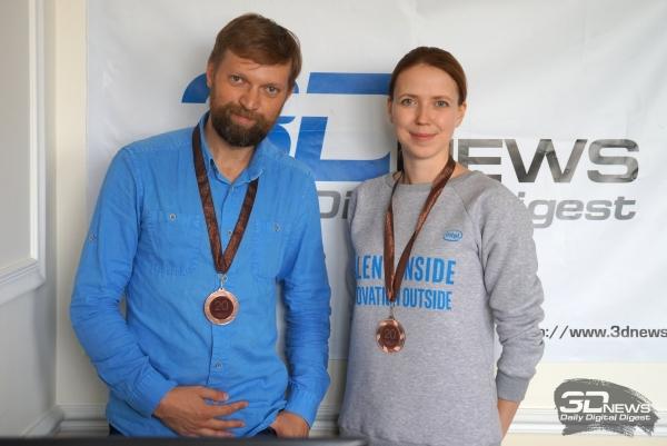 Владислав Никонов и Мария Кибкало — Intel