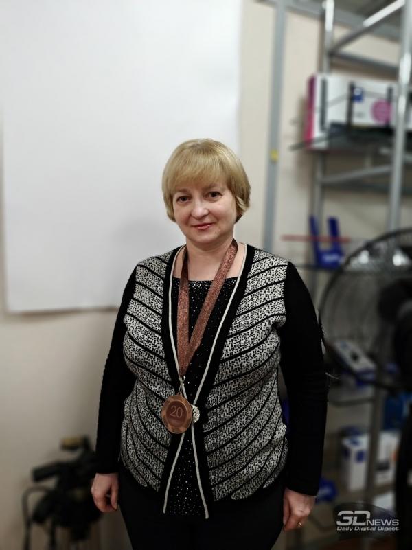 Наталия Борулева — директор по маркетингу ZyXEL, теперь Keenetic