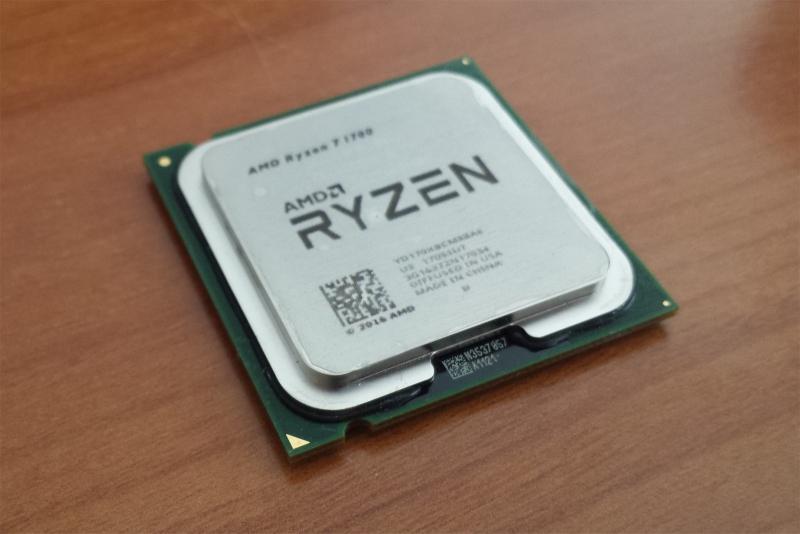 Поддельный AMD Ryzen. Да, было и такое