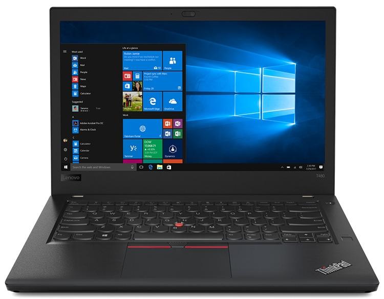 """Lenovo представила новые ThinkPad в преддверии CES 2018"""""""