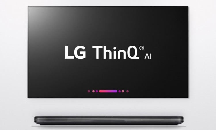 """Телевизоры LG ThinQ 2018 будут поддерживать Google Assistant"""""""
