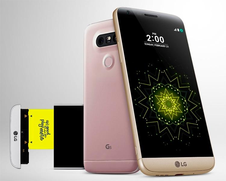 LG G5 (2016 год)