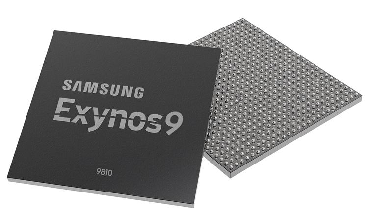 Процессор Samsung Exymos 9810