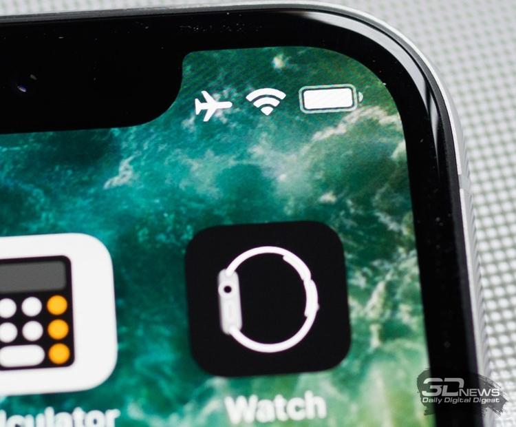 """Признаки выгорания появляются на экране iPhone X спустя 17 часов"""""""