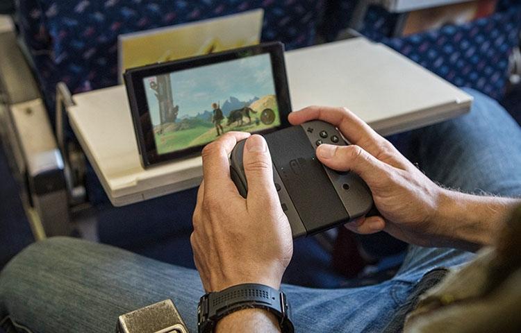 """Nintendo: Switch стала самой быстропродаваемой консолью в истории США"""""""