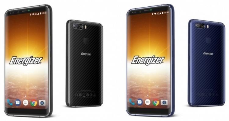 Смартфон Energizer POWER MAX P600S