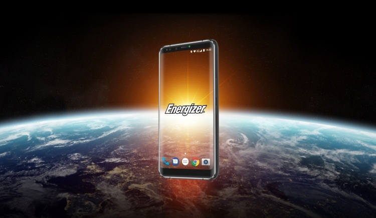 "Смартфон Energizer POWER MAX P600S получит дисплей 18:9 и аккумулятор на 4500 мА·ч"""