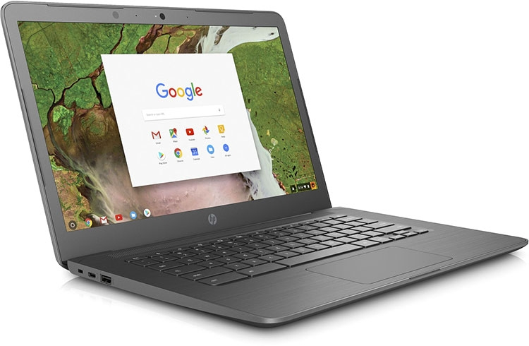 Хромбуки HP Chromebook 14 G5 и 11 G6 Education Edition