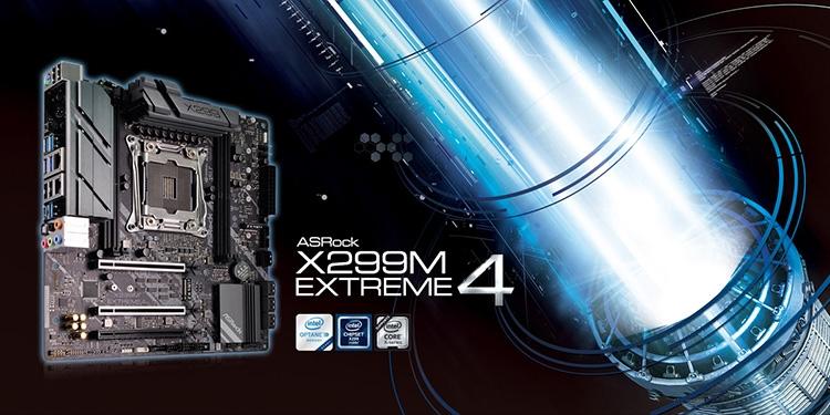 Готовящаяся новинка поддерживает все CPU Skylake-X и Kaby Lake-X