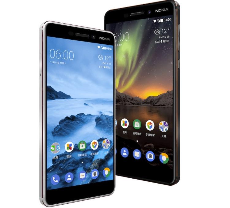 """Представлен смартфон Nokia 6 второго поколения"""""""