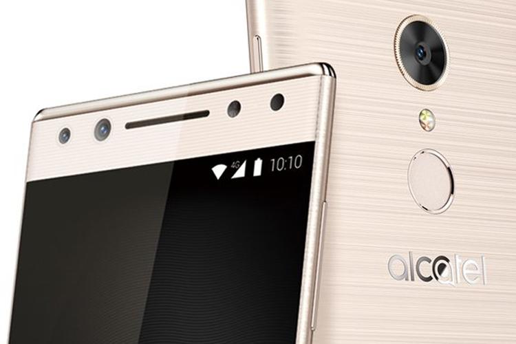 "Мощный смартфон Alcatel 5 предстал на рендерах"""