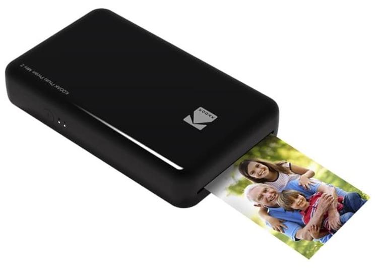 """Карманный принтер Kodak Mini 2 обойдётся в $100"""""""