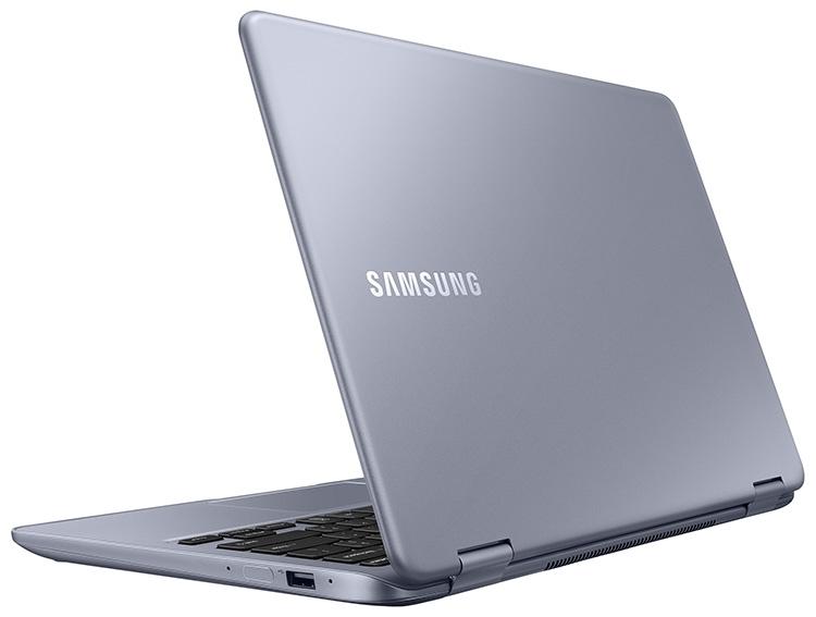"""Samsung представила обновлённый «трансформер» Notebook 7 Spin"""""""
