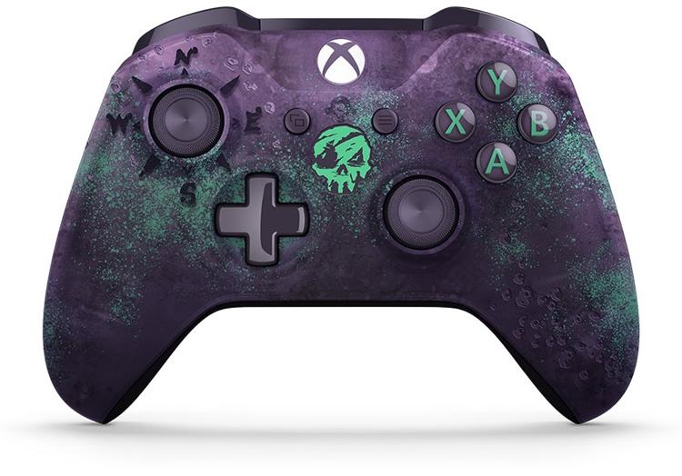 "Microsoft представила беспроводной геймпад Xbox ограниченной серии Sea of Thieves"""