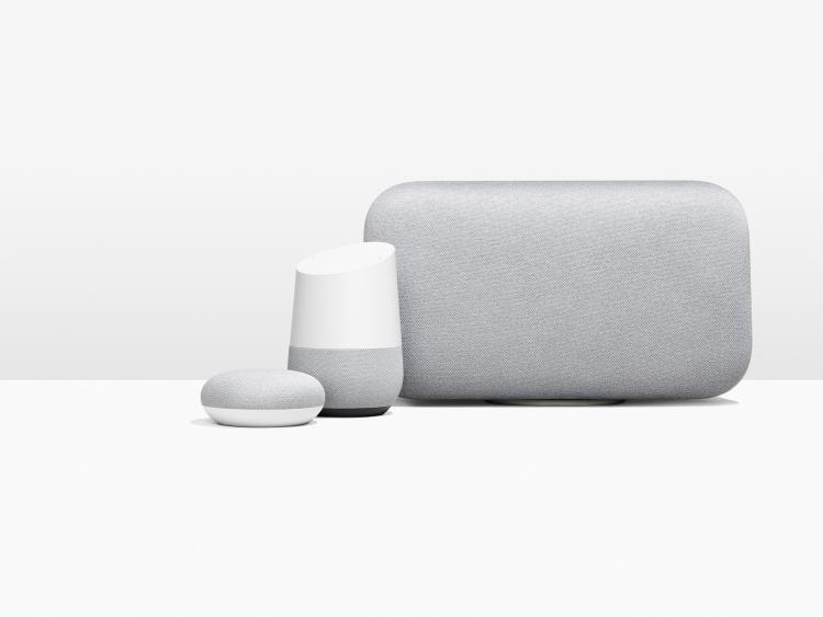 """Google продала более 6 млн «умных» колонок Home с середины октября"""""""