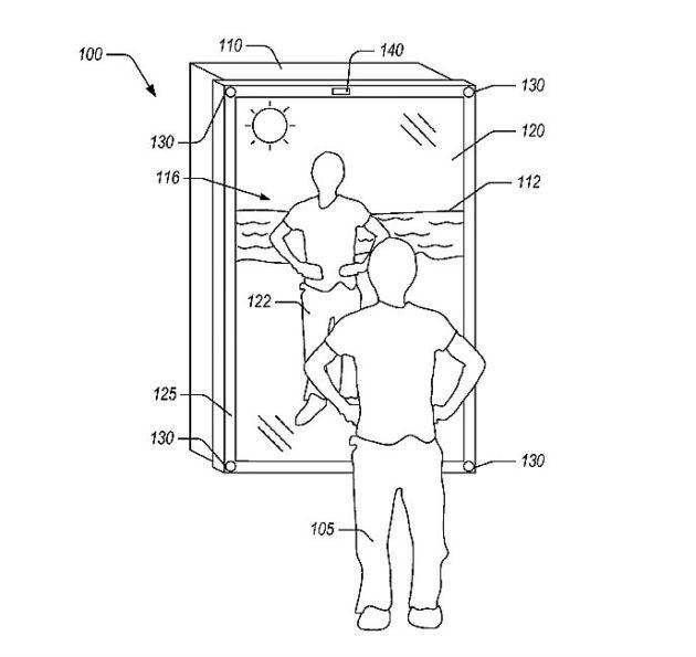 """Зеркало дополненной реальности Amazon позволяет примерять одежду не надевая её"""""""