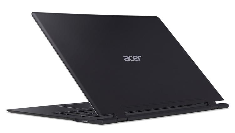 CES 2018: ноутбук Acer Swift 7 толщиной 9 мм со встроенным модулем 4G