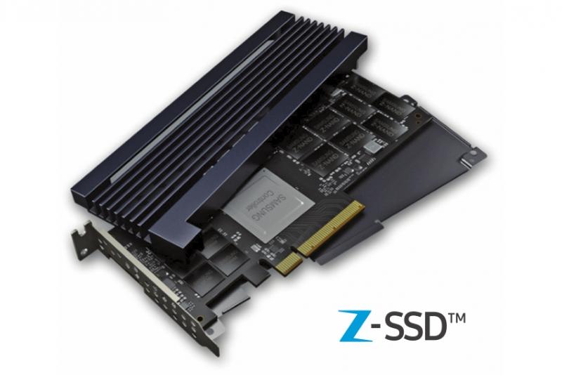 Samsung Z-SSD SZ985 – одна из главных интриг 2018 года