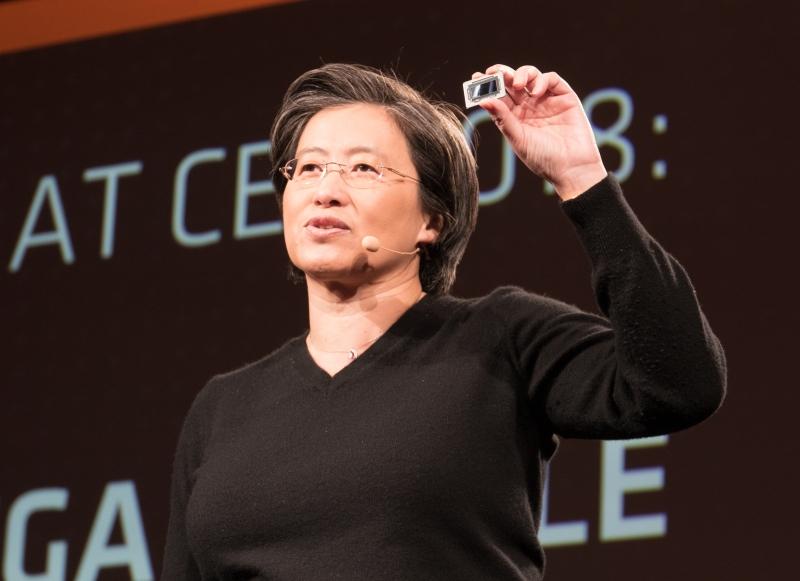 Лиза Су — президент и исполнительный директор корпорации AMD