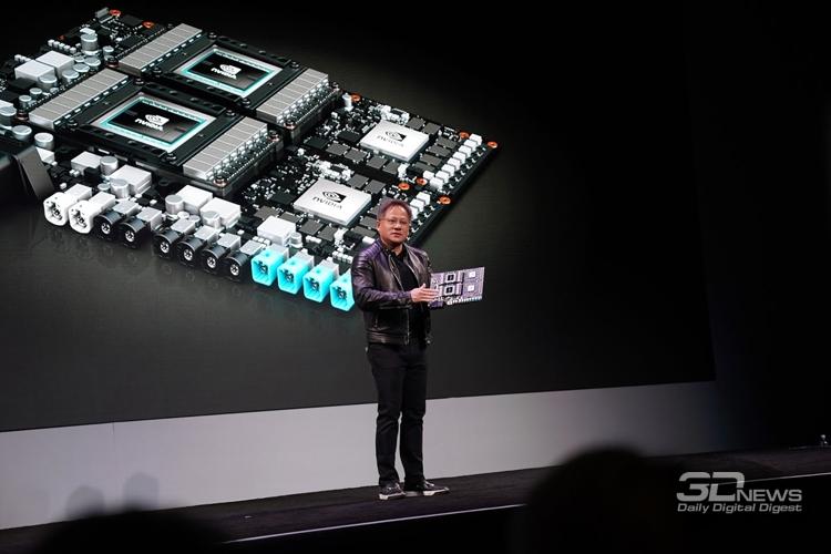 n6 - CES 2018: дебют платформы NVIDIA DRIVE Xavier для самоуправляемых автомобилей