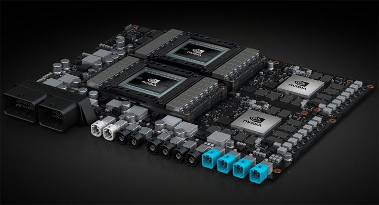 xa1 - CES 2018: дебют платформы NVIDIA DRIVE Xavier для самоуправляемых автомобилей