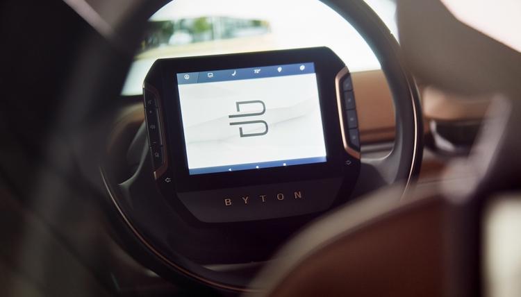 """CES 2018: показан концепт-кар Byton — китайский ответ Tesla Model X"""""""