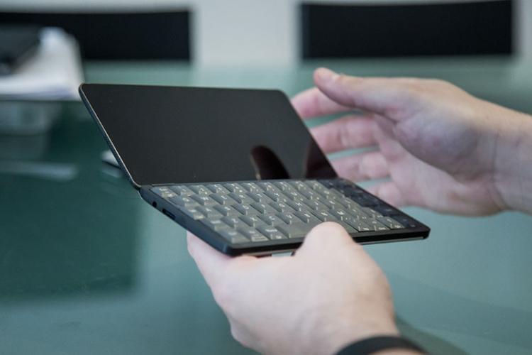 Релиз карманного компьютера Gemini PDA с Android и Debian Linux