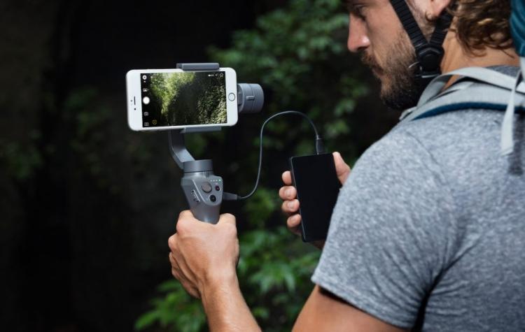 Osmo mobile 2 - что попытались улучшить в DJI