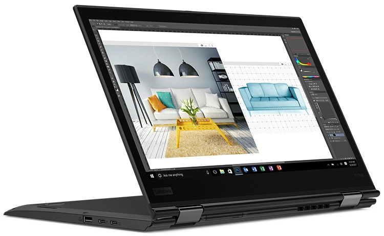 CES 2018: новые Lenovo ThinkPad X1 Carbon, Yoga и Tablet""