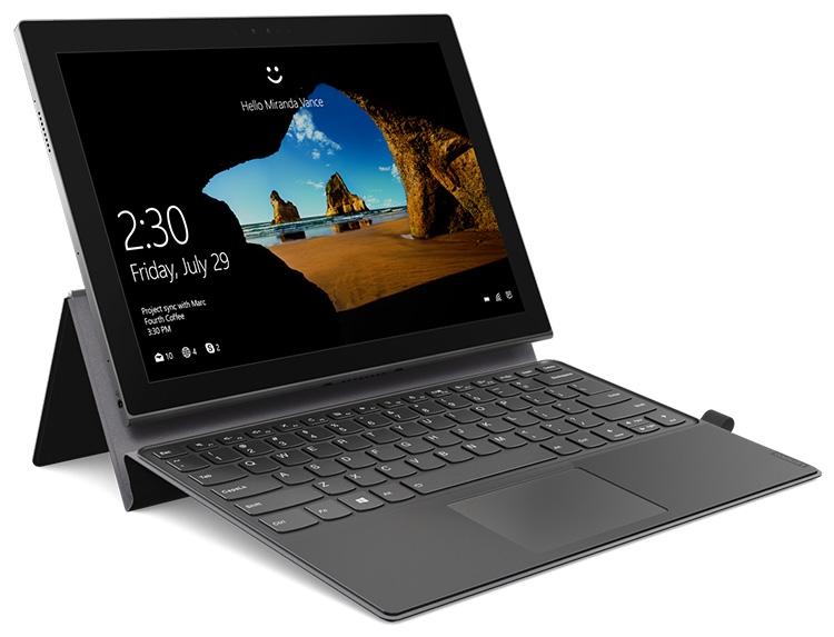 Lenovo представила Windows-планшет MiiX 630 набазе Qualcomm Snapdragon