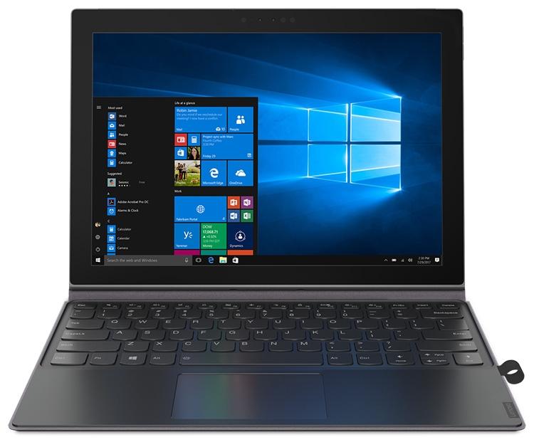 "CES 2018: «2-в-1» Lenovo Miix 630 на SoC Snapdragon 835"""