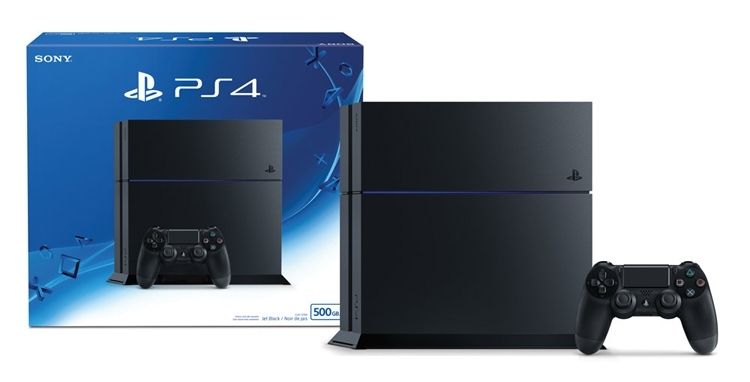 "Sony продала за праздники 5,9 млн PlayStation 4"""