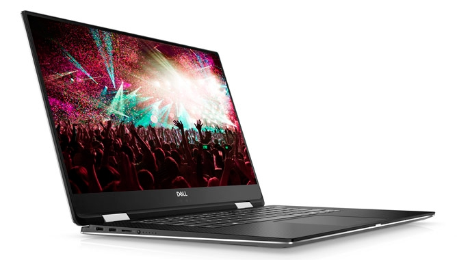 "CES 2018: ноутбуки 2-в-1 Dell XPS 15 получили платформу Kaby Lake-G"""