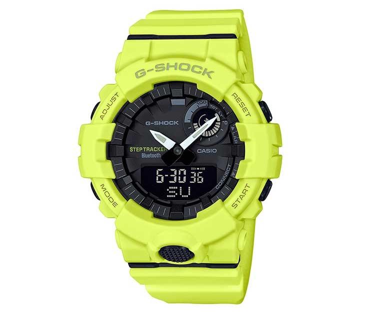 Смарт-часы Casio GBA-800 и GPR-B1000
