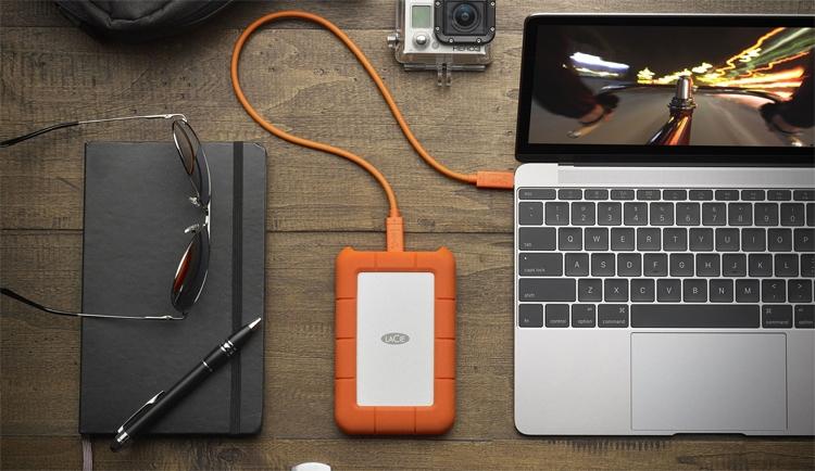 "CES 2018: накопители Seagate Fast SSD и LaCie Rugged Secure на разные случаи жизни"""