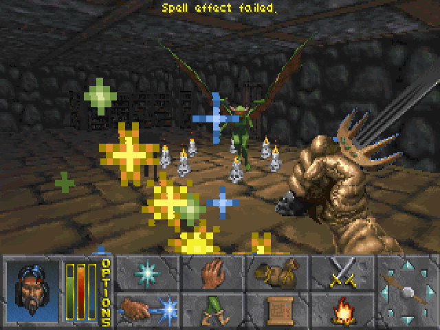 Daggerfall came out in those days when the feeling of the discoverer in the new world overshadowed any bugs