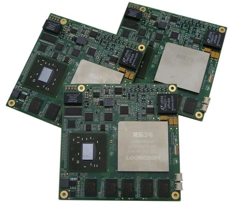 Модули COM Express с процессорами Godson