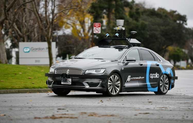 """Baidu начнёт выпуск робомобилей в этом году"""""""