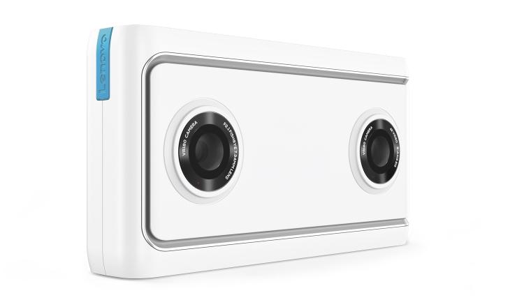 """CES 2018: камера Lenovo Mirage Camera предназначена для 3D-съёмки"""""""