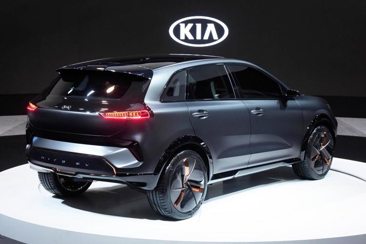 CES 2018: автомобильные технологии будущего в представлении KIA 5