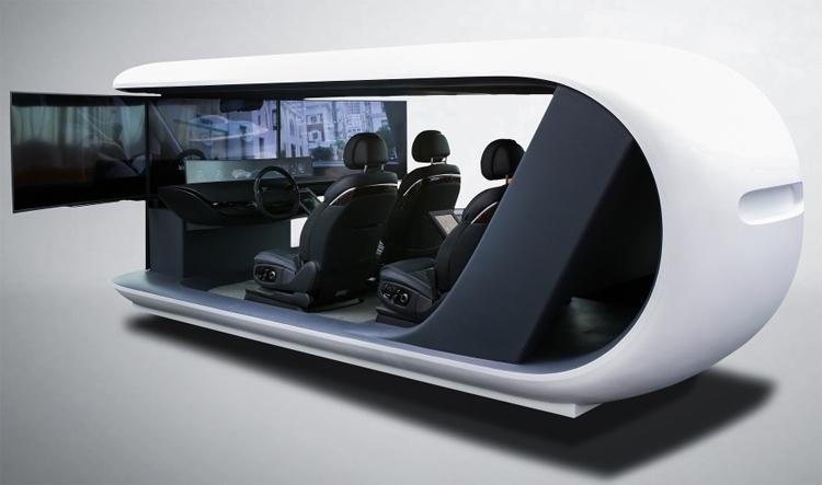 CES 2018: автомобильные технологии будущего в представлении KIA 2