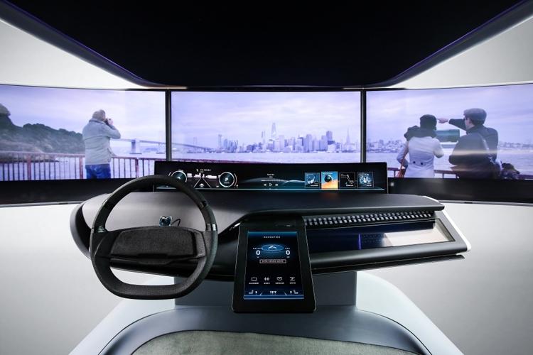 CES 2018: автомобильные технологии будущего в представлении KIA 3
