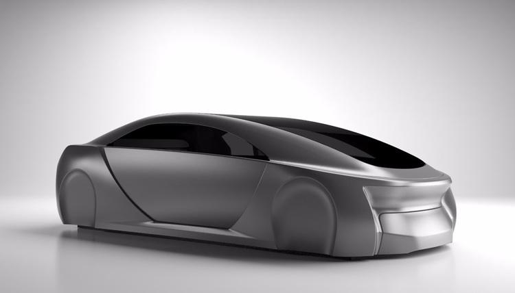 CES 2018: «умный» автомобиль будущего в представлении Panasonic