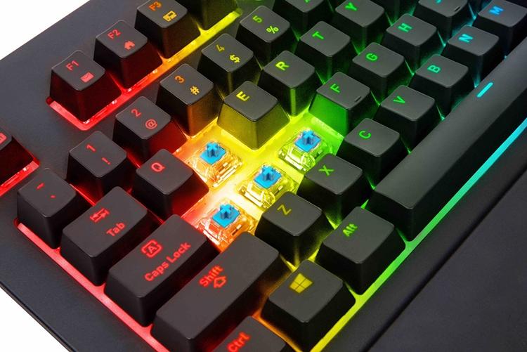"""CES 2018: клавиатура Thermaltake X1 RGB Cherry MX для требовательных пользователей"""""""