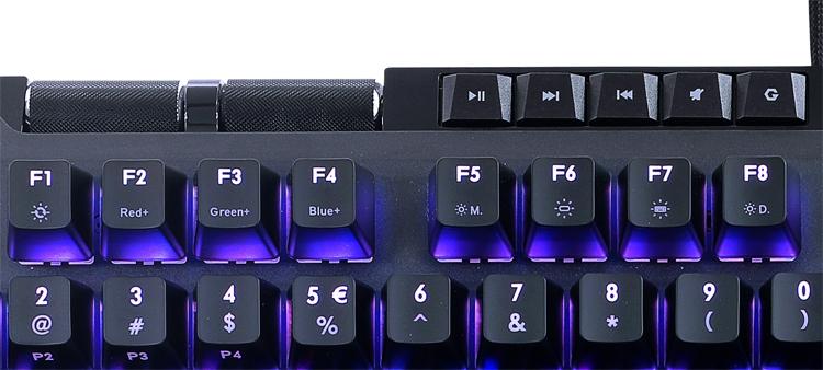 """CES 2018: клавиатура Cooler Master MK851 с технологией управления Aimpad"""""""