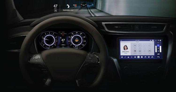 CES 2018: передовые дисплеи Visteon для автомобильных приборных панелей