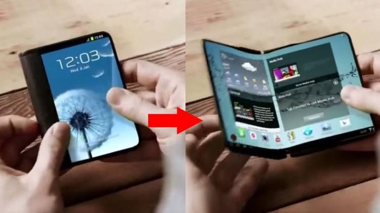 """CES 2018: Samsung продемонстрировала гибкие смартфоны на закрытой встрече"""""""