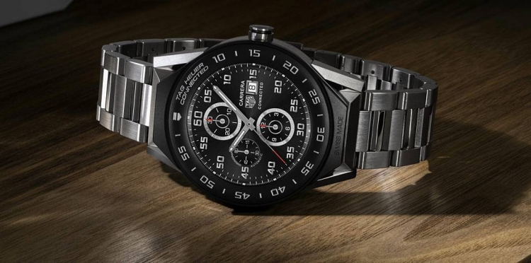 Смарт-часы Tag Heuer Connected Modular 41