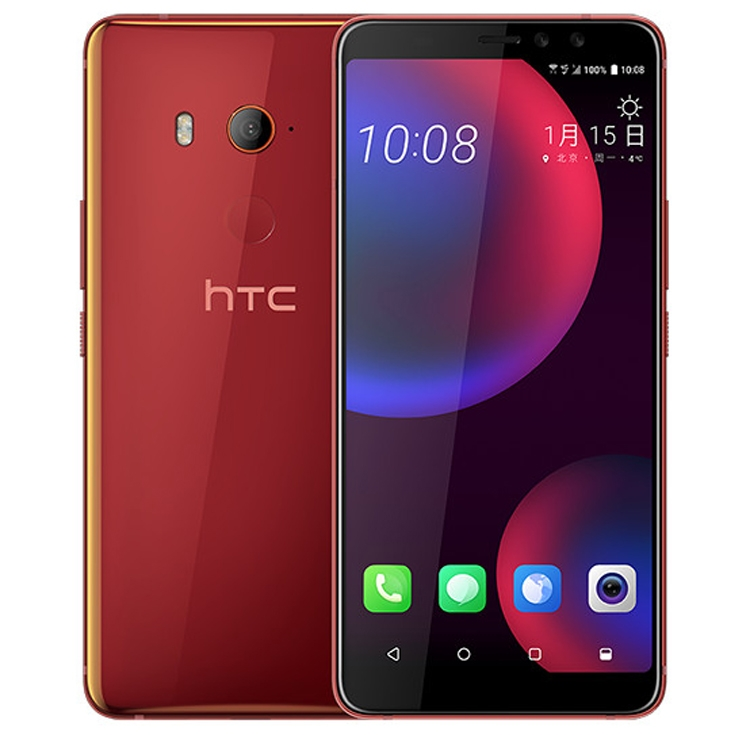 Представлен смартфон HTC U11 EYEs с двойной селфи-камерой