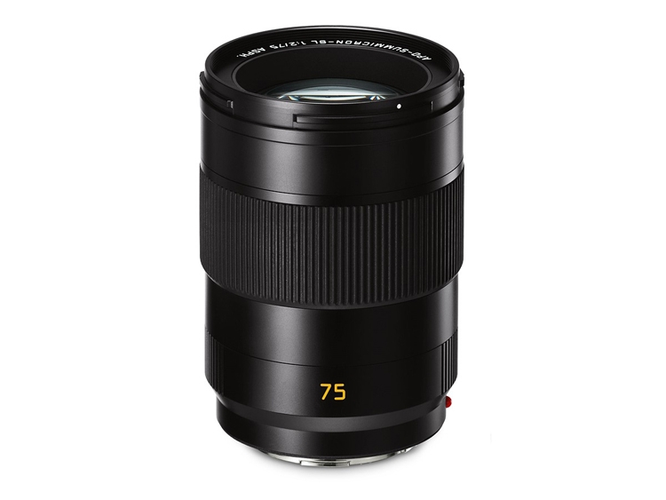Leica представила объективы APO-Summicron-SL 75 mm f